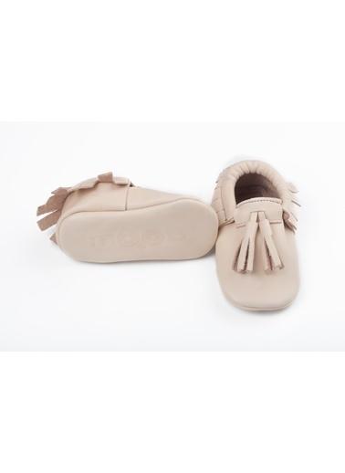 Moots Bebek Ayakkabısı Bej